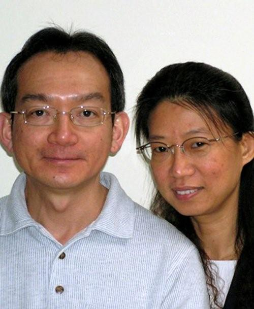 Dominic and Sarah Chua